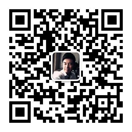 陈赫微信公众号二维码