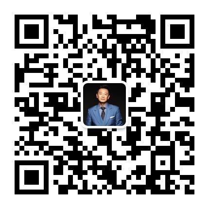黄海波微信公众号二维码