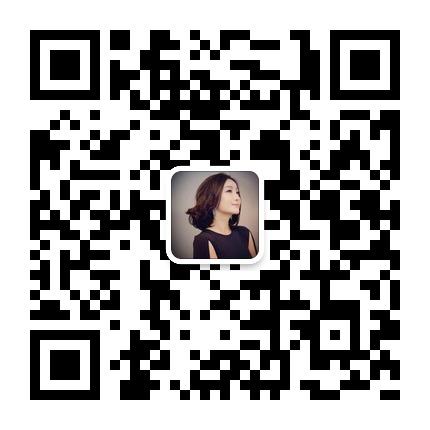 秦海璐微信公众号二维码