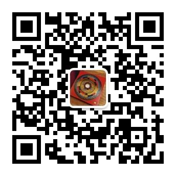 璟煜堂玄学服务微信公众号二维码