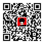 毛线大黍微信公众号二维码